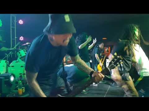 Zion - The Chongkeys live at Brgy Tibay 12th yr anniversary B - SIDE makati