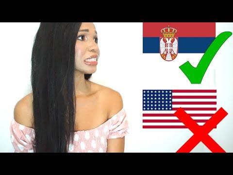 Things You Can Do in Serbia but not in USA // American living in Serbia