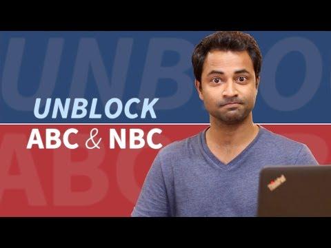 Watch ABC & NBC Outside United States