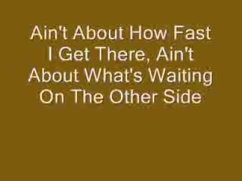 Joe McElderry The Climb With Lyrics