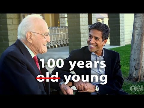 100 years old Ellsworth Wareham - CNN