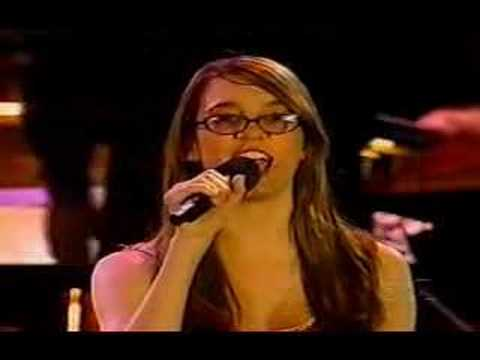 Christy Carlson Romano - Trolley Song LIVE!!