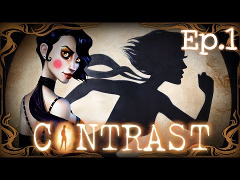 Contrast - Luci, ombre e...jazz - Ep.1 - [Gameplay ITA]