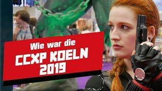 CCXP KÖLN 2019 AFTERMOVIE   Cologne   NerdTaste UNTERWEGS