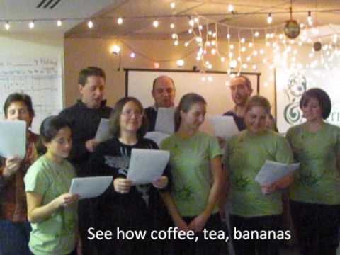 Green America Fair Trade Carols