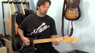 Review Squier Vintage Modified '70s Stratocaster by Fender