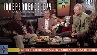 "Independence Day: Resurgence | ""Its Early Albuquerque"" 