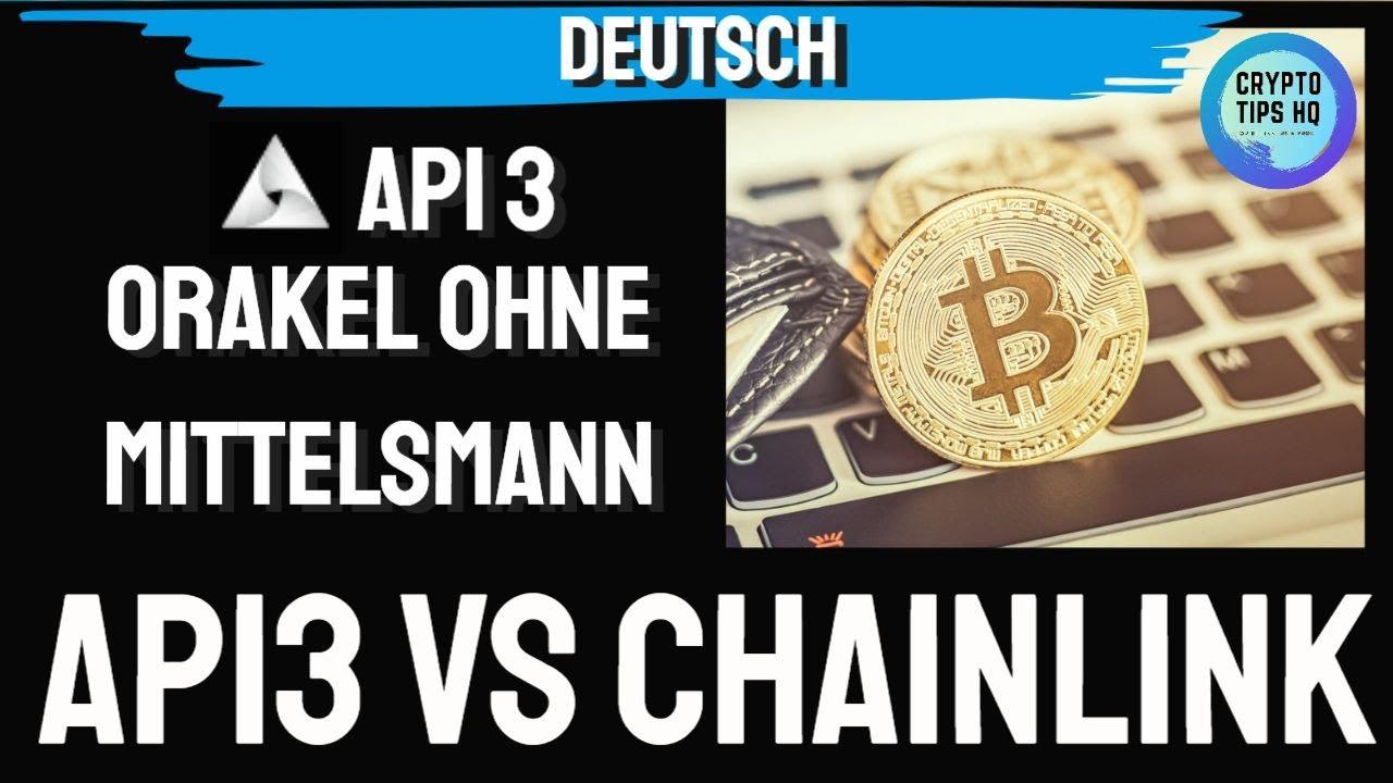 API3 vs CHAINLINK Wo Kann Man API3 Kaufen - YouTube