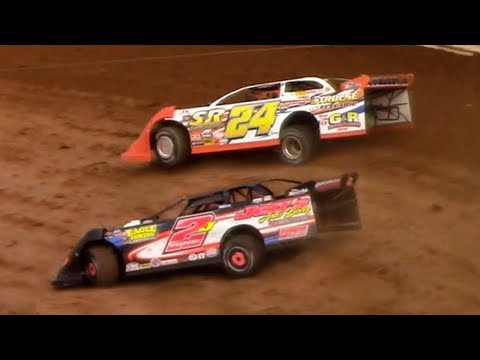 ULMS Super Late Model Heat Three | Port Royal Speedway | 4-28-18