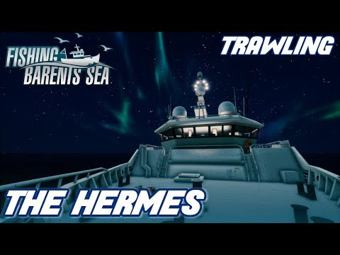 FISHING BARENTS SEA | TRAWLING WITH THE HERMES | I'll SHOW YOU HOW