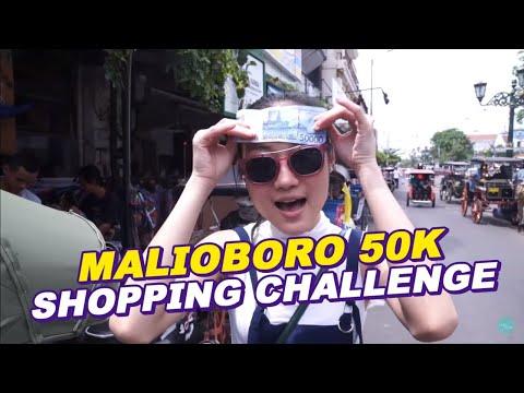 MALIOBORO 50K SHOPPING CHALLENGE
