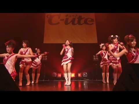 C-ute Edo no Temari Uta II Cutie Circuit 2008 HD