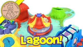 Cranium Balloon Lagoon Board Game 2004 - The Four In One Carnival Game For Kids!