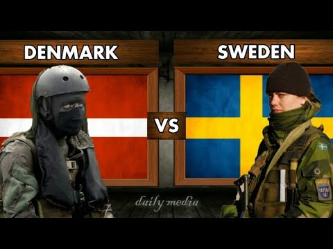 Denmark Vs Sweden - Military Power Comparison 2017 (Latest Updates)