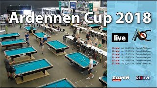"""REE-LIVE: FINAL """" HIGHLANDER CUP """" - Semi PRO`S Olaf Köster vs Alex Siewert - 1st of May 2018"""