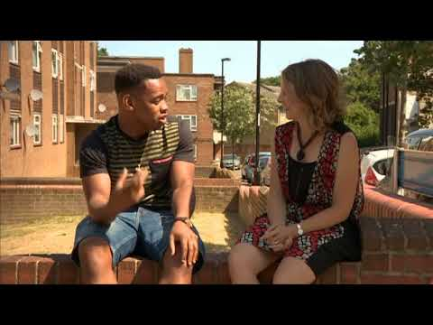 From Lewisham to Hollywood - Joivan Wade interview with Wendy Hurrell