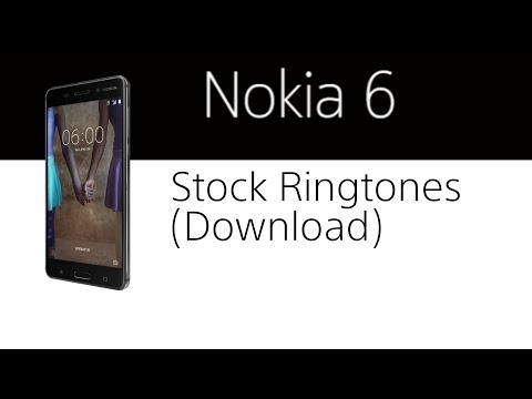 Download Nokia 6 Stock Ringtones