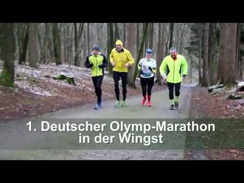 1. Deutscher Olymp-Marathon in der Wingst (Niederelbe-Zeitung/Cuxhavener Nachrichten)