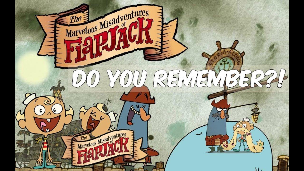 marvelous misadventures of flapjack episode 2