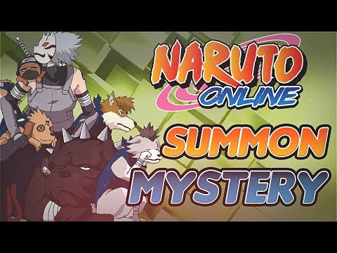 Naruto Online | New Summon Mysteries!