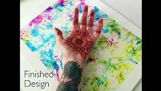 Mehndi Henna Kit Review : Mehndi henna kit