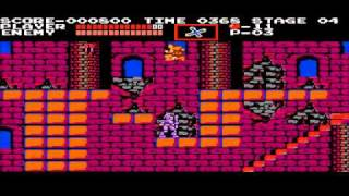The Juicy Corner- Rotten wall chicken- Castlevania part 1