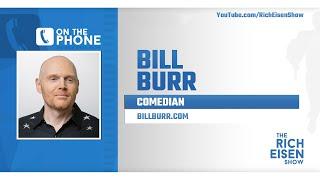Bill Burr Talks Laugh Aid COVID-19 Fundraiser, Brady & More w/ Rich Eisen | Full Interview | 4/3/20