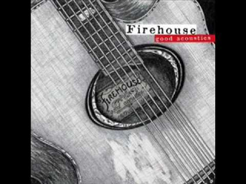 when i look into your eyes acoustic  - firehouse