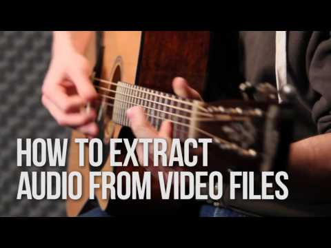 How to extract audio from video with VSDC Free Video Editor