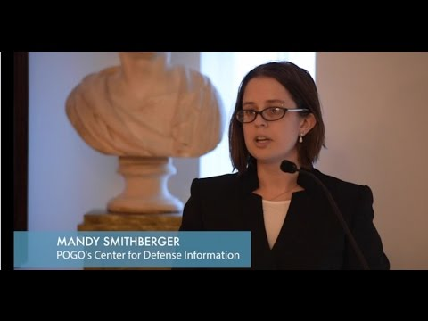 CDI/Straus Military Reform Reception