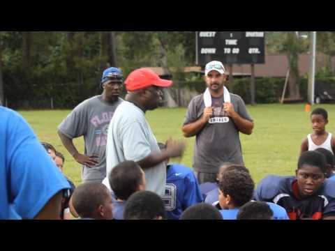 Tallahassee Lions vs. FWB Junior Vikings (12 Years Old) Post-Game Motivation