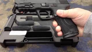 S&W M&P 2 0 Test and Evaluation