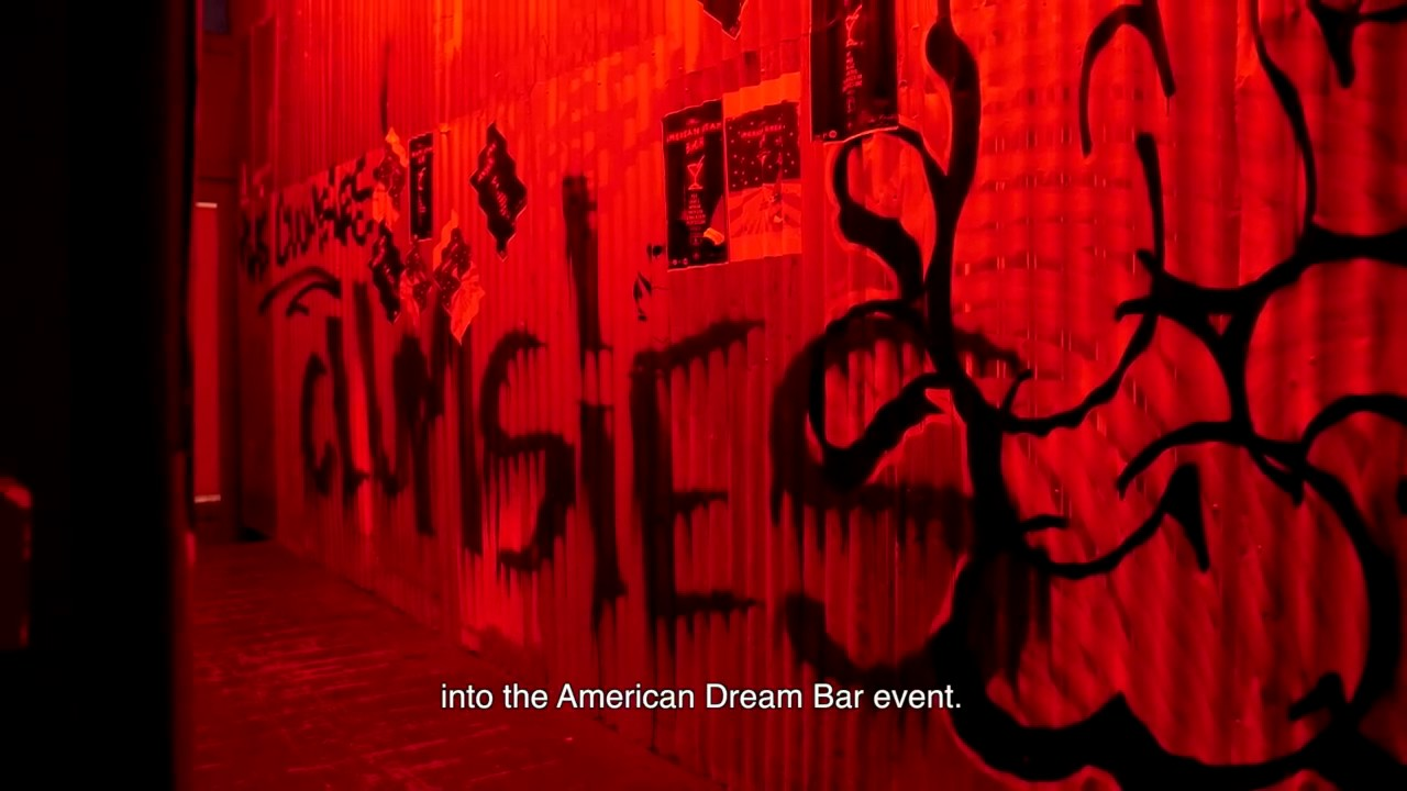 The Clumsies - American Dream Bar - YouTube