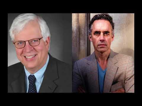 Dennis Prager interviews Jordan Peterson