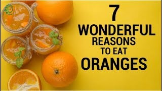 7 Wonderful Reasons To Eat Oranges Everyday | Organic Facts