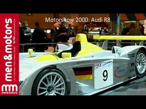 Le Mans Audi R8 Concept