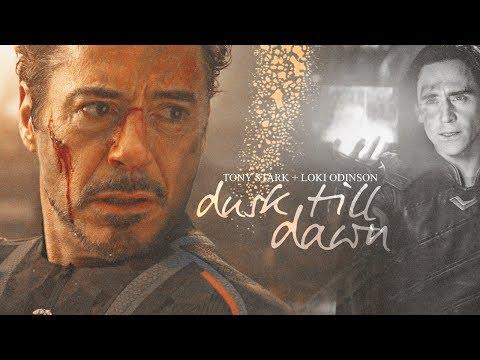 Tony + Loki   Dusk Till Dawn