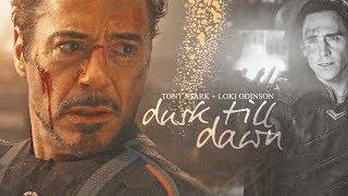 Tony + Loki | Dusk Till Dawn