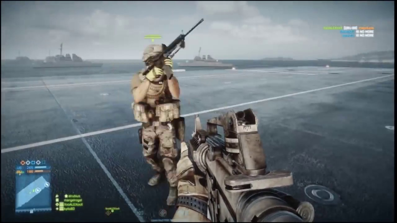Trolls en Battlefield 3   Parte 2 WTF 1