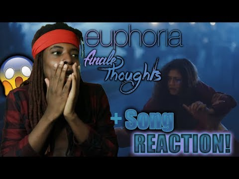 """Finale Thoughts!   labrinth & zendaya - """"all for us"""" full song Reaction (Finale)   HBO"""