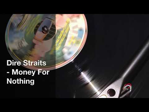 Dire Straits - Money For Nothing - Hi-Fi Demo