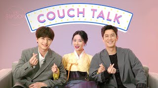 Cast Of Mystic Pop-up Bar On The Past, Present, And The Future | Couch Talk  Eng Sub
