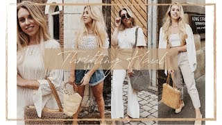 COME THRIFTING WITH ME | CHARITY SHOP VLOG & HAUL