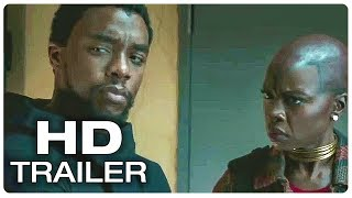 BLACK PANTHER Movie Clip Don