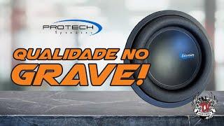 Alto Falante Subwoofer Protech 850 rms Excursion 12 pol!