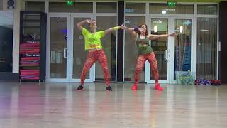 ZUMBA - Carnaval -  Claudia Leitte  ft  Pitbull