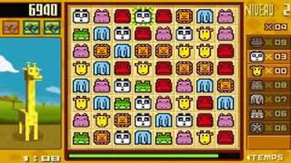 Zooo : Action Puzzle Game sur GameBoy Advance
