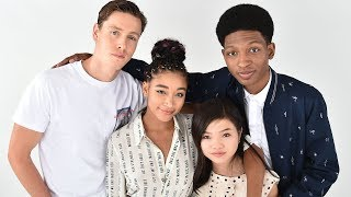 'The Darkest Minds' Cast Says Book Fans Will Be Obsessed with Movie