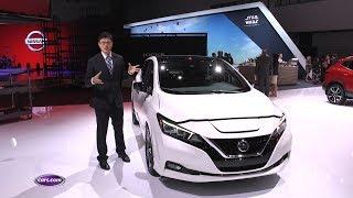 2018 Nissan Leaf Redesigned All Electric Hatchback – Cars.com
