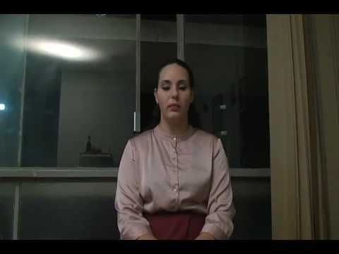 Teatro Delivery apresenta A MAIS FORTE (August Strindberg)